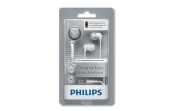 Наушники Philips SHE3595WT/00 Mic White