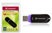 Флеш накопитель USB 8Gb Transcend JetFlash 300 USB 2.0