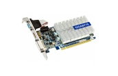 Видеокарта Gigabyte GeForce GT210 1Gb DDR3 64bit DVI-HDMI-VGA low profile silent GV-N210SL-1GI