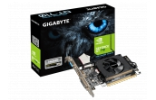 Видеокарта Gigabyte GeForce GT710 2Gb DDR3 low pro file GV-N710D3-2GL