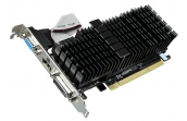 Видеокарта Gigabyte GeForce GT710 2Gb DDR3 64bit low profile silent GV-N710SL-2GL