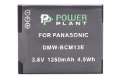 Aккумулятор PowerPlant Panasonic DMW-BCM13E