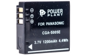 Aккумулятор PowerPlant Panasonic S005E, NP-70