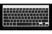 Клавиатура Apple A1243 Keyboard (aluminium) (MB110RS/B)
