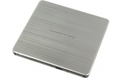 Внешний привод Hitachi-LG GP60NS60 DVD+-R/RW USB2.0 EXT Ret Ultra Slim Silver