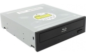 Оптический привод Hitachi-LG BH16NS40 Blu-ray Writer SATA INT Bulk Black BH16NS40